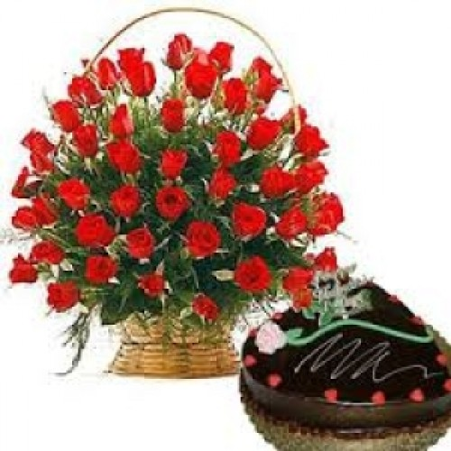 FOR MY HEART GIFT BASKET