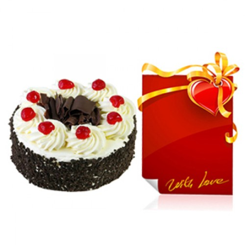Half KG Cakes and Card